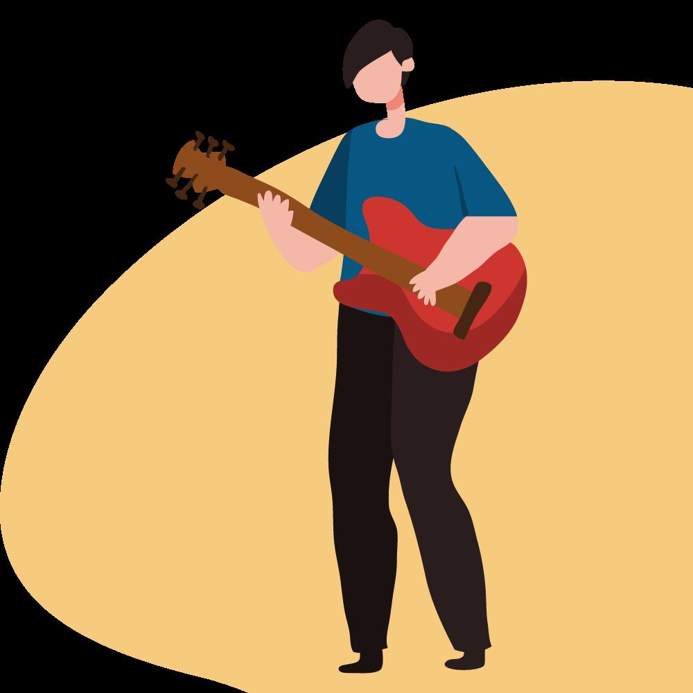 Özel Bas Gitar Dersleri
