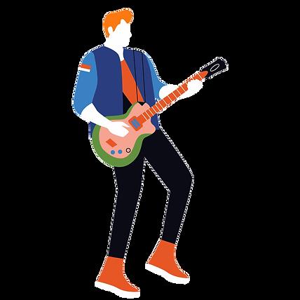 Özel Elektro Gitar Dersi