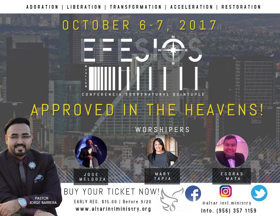 ENGLISH | EFESIOS'17CSQ
