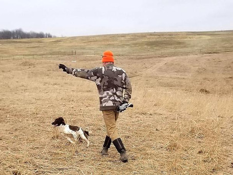 Whisky River Gun Dogs 2021 Spring Field Trial Schedule