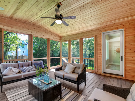 Refreshing Your Patio for Spring