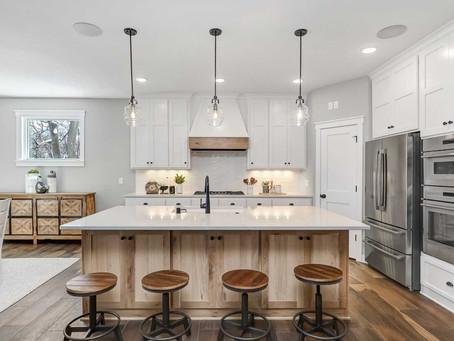 Trend Alert: Kitchen Countertops & Cabinets
