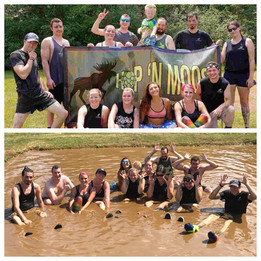 Mud Volleyball Tournament