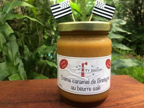 Crème caramel au beurre salé - Caramel spread - Selai karamel
