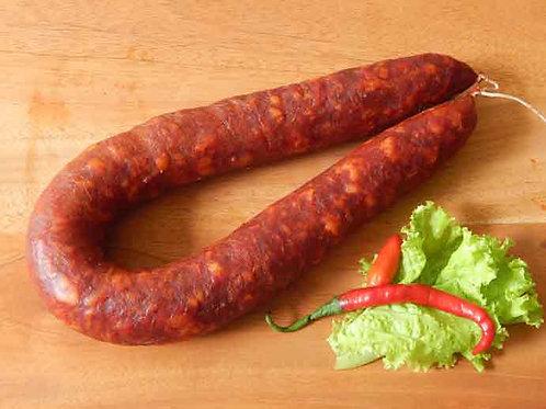 Chorizo espagnol entier