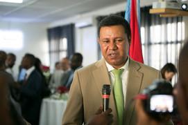 Mr Mwanza Singoma, Vice-Président CCSC
