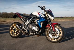 Honda CB1000R  – Supercharger Conversion