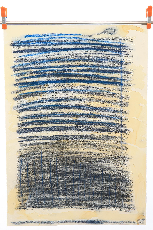 Blue Striped Metta