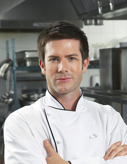 Blusa Chef Botton