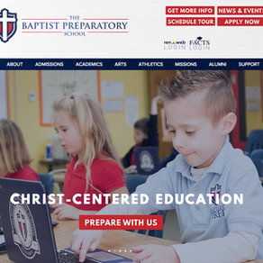 Our Redesigned Website is Here!