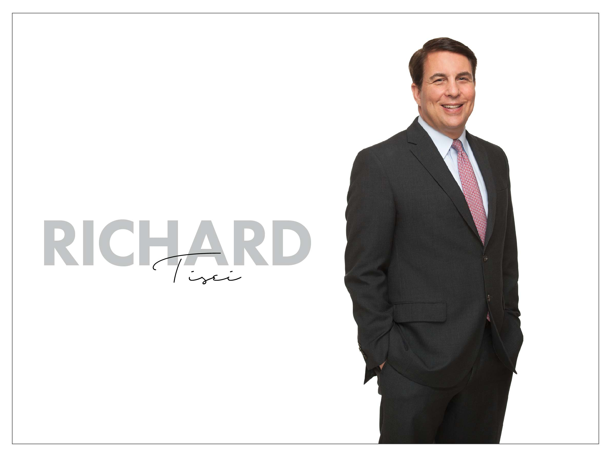 Richard Tisei Headshot