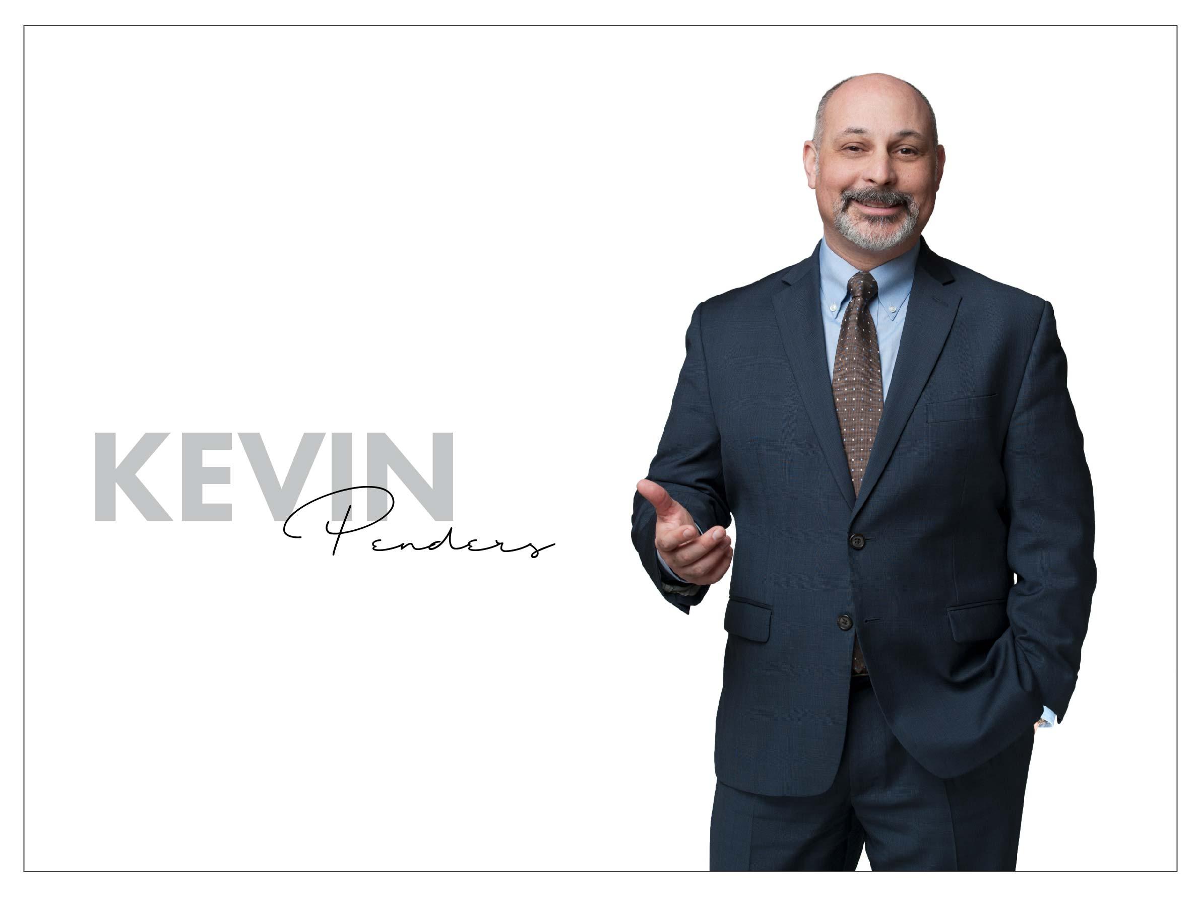Kevin Penders Headshot
