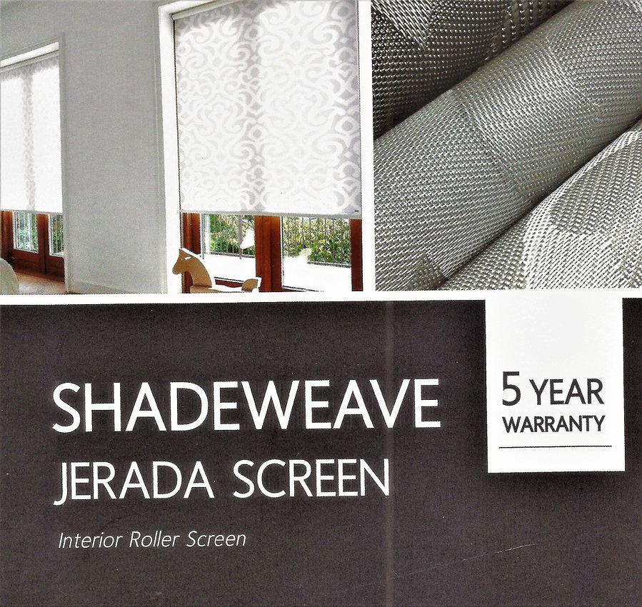 Shadeweave Jerada Screen - Blind Specialist