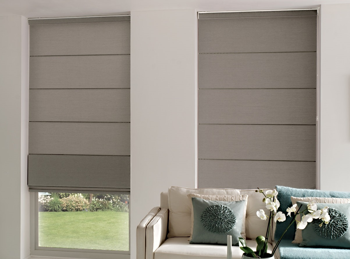 Roman-Blinds- Blind Specialist