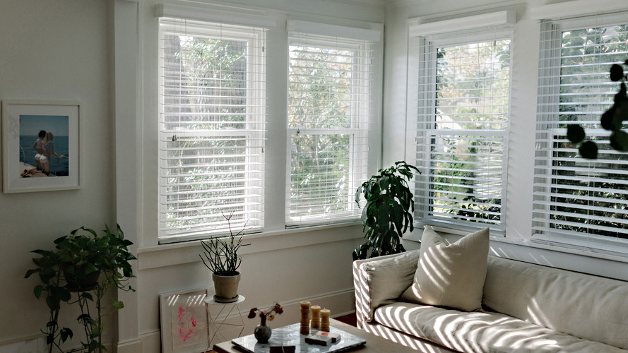 Eco-Suprme Venetian Blinds