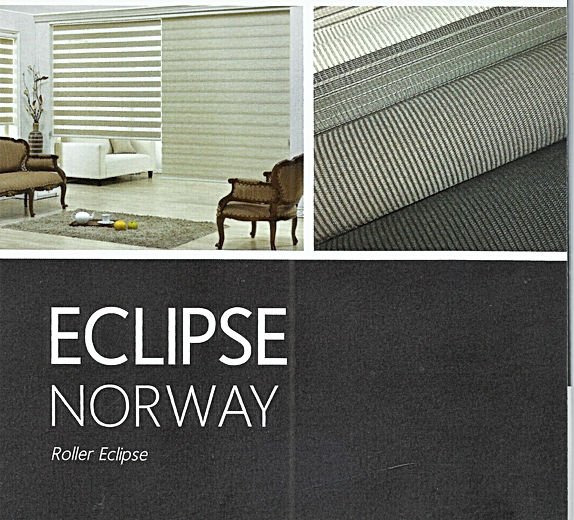 Eclipse Norway Roller Blinds