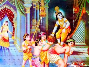 Symbolism: Krishna Janmasthami
