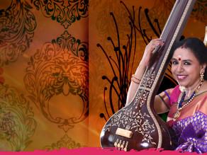 Sudha Ragunathan Concert - March 27
