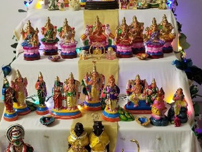 In Conversation: The Subramanians on Golu