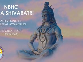 LIVE TONIGHT! Sat Mar 13 Maha Shivaratri on Facebook (5:30 PM)