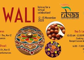 NBIAA-NBHC Diwali (Nov 12-14)