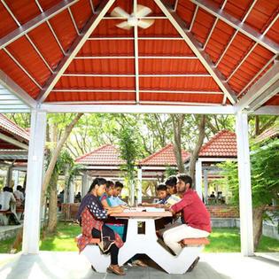 THE HUT CAFE, REC Campus, Thandalam, Chennai