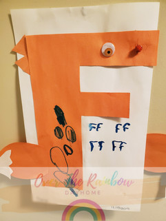 Letter of the Week: F