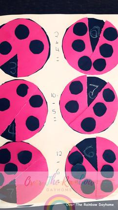 Ladybug Counting