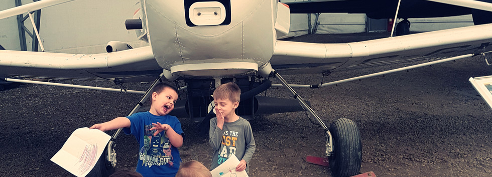 Field Trip: Hangar Flight Museum