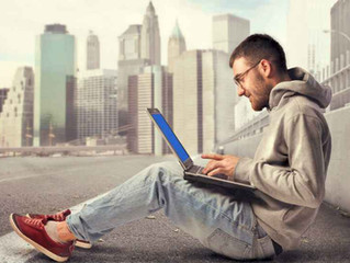 As vantagens de aprender inglês online