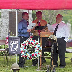 East Bangor Memorial Day Ceremony