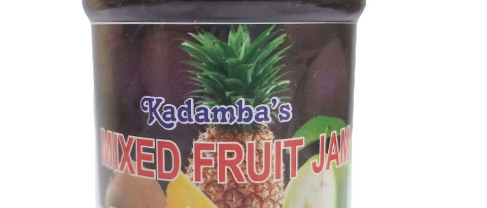 Mixed Fruit Jam (300 gms)