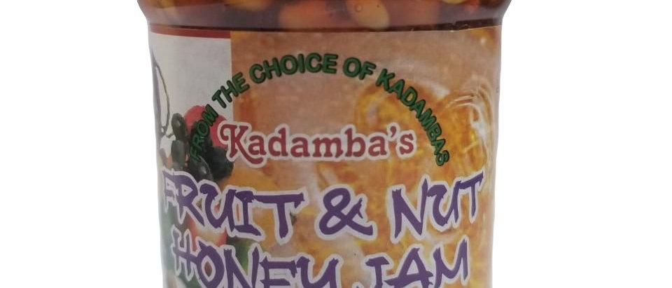 Fruit & Nut Jam (300 gms)