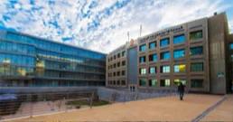 בניין אוניברסיטת בן-גוריון בנגב