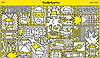Website thumbnail for designer Timothy Goodman. Image showing a yellow background with a white and black illustration over it, at the top a horizontal menu covers the homepage.