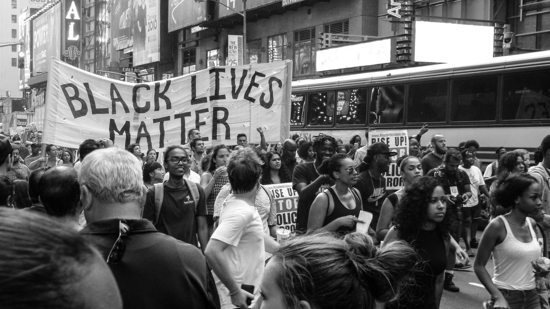 NYC, USA - BLM Protests, June 2020