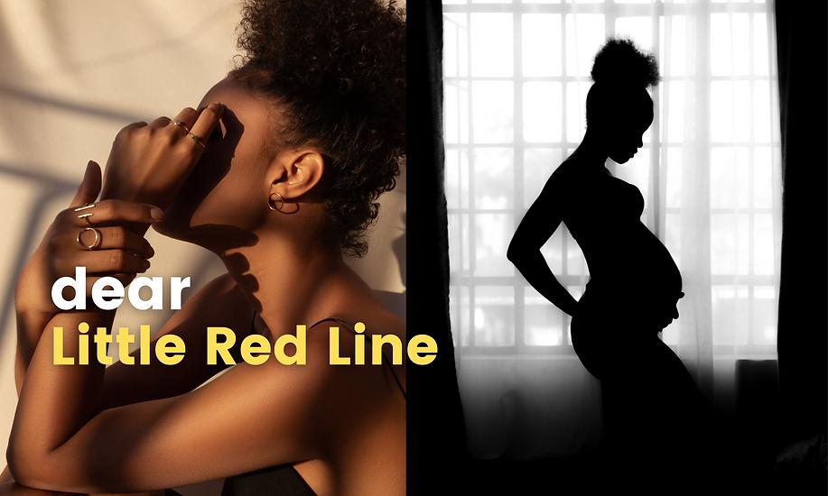 Dear Little Red Line by Dear Noah.