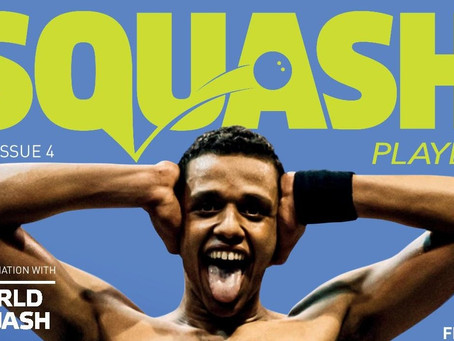Squash Player 2020 Issue 4 – Out Now