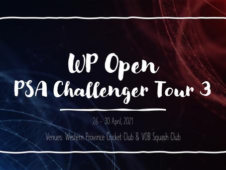 WP Open PSA Challenger Tour 3