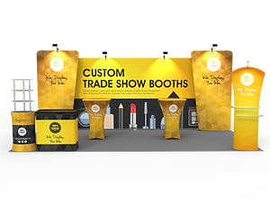 custom trade show booth design