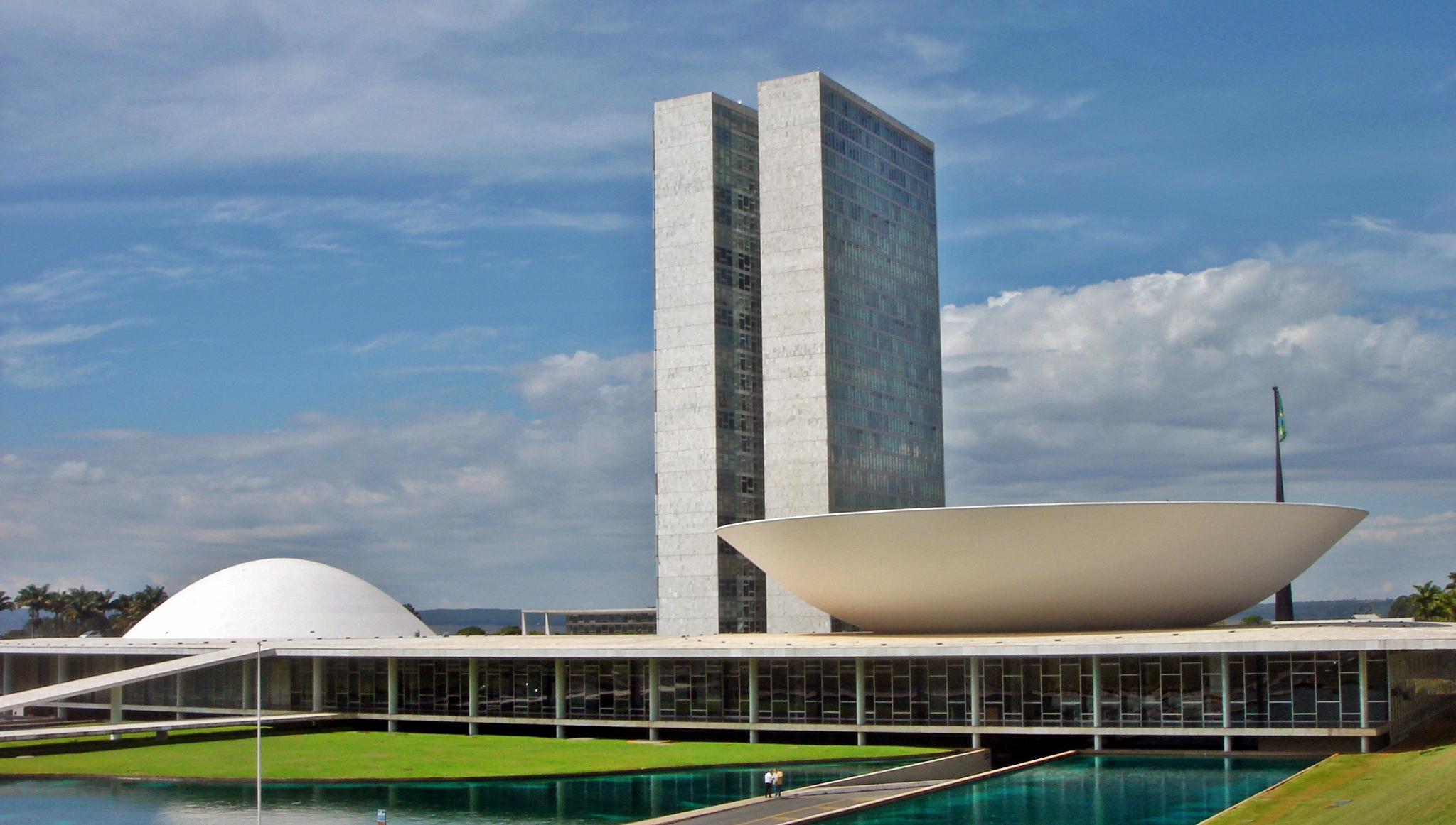 Conference in Brasília-Brazil