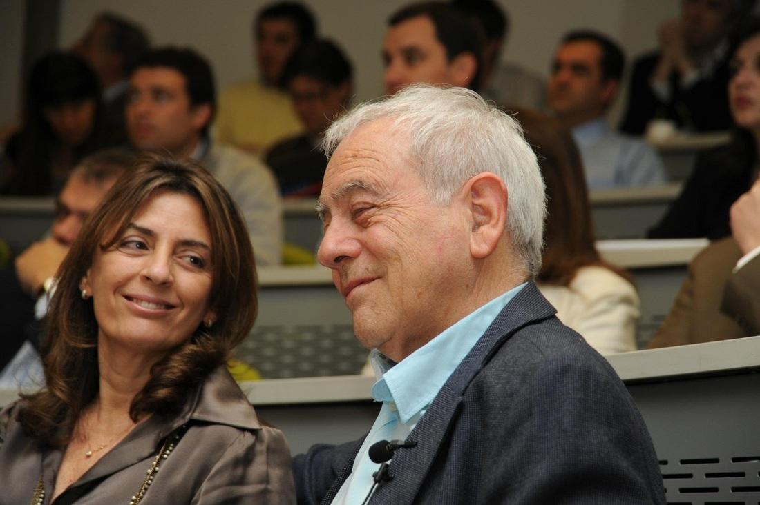 Marcial Losada and Geralda Paulista