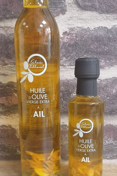 Huile d olive ail 100ml