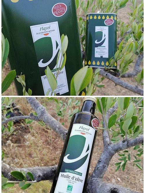 huile olive BIO 500ml