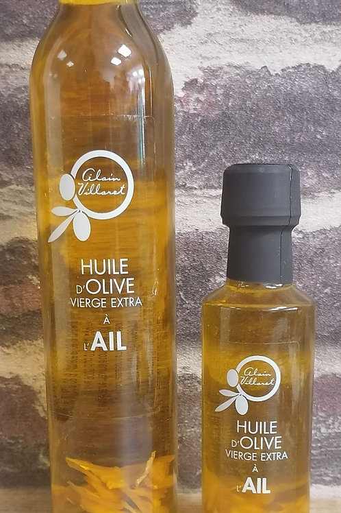 Huile d olive ail 250 ml