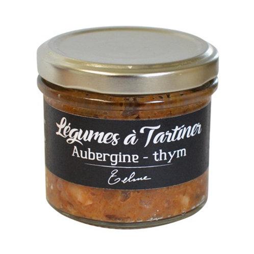 Aubergine - thym