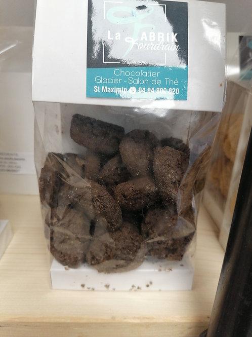 Cookies au chocolat 200g