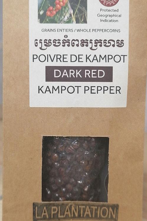 Poivre de KAMPOT dark red 50g