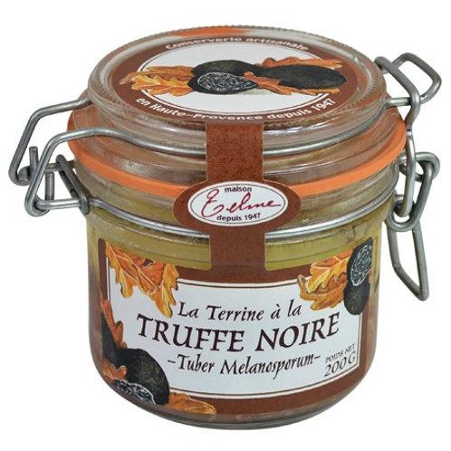Terrine à la truffe de Provence