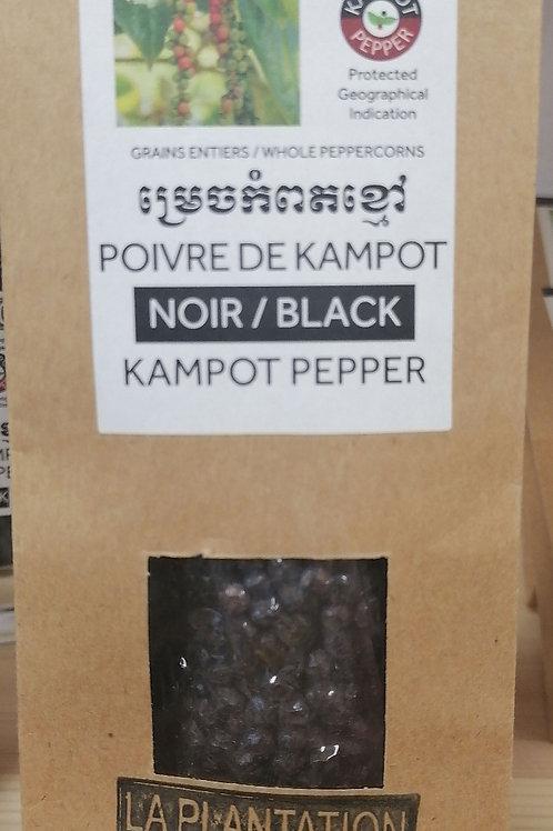 Poivre de KAMPOT noir 50g